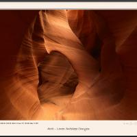 Arch - Lower Antelope Canyon by Joe Colson in Regular Member Gallery