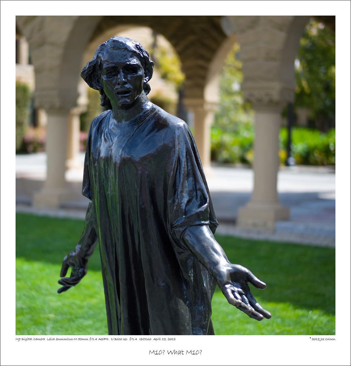 Rodin - Stanford University Campus by Joe Colson in Regular Member Gallery