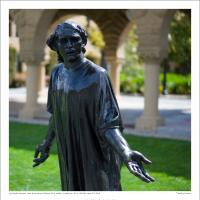 Rodin - Stanford University Campus by Joe Colson in Regular Member Gallery