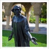 Rodin - Stanford University Campus by Joe Colson