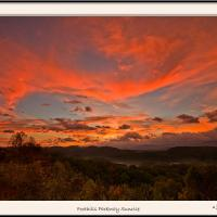 Foothills Parkway Sunrise by Joe Colson in Regular Member Gallery