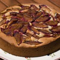Gleichschwer Kuchen Mit Pflaumen by engel001