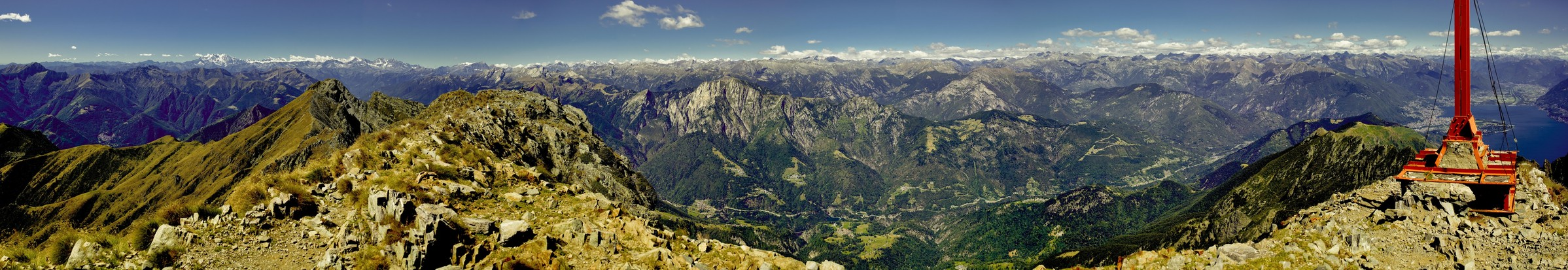 Monte Gridone Panorama by engel001 in Regular Member Gallery