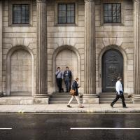 bank of england by pflower