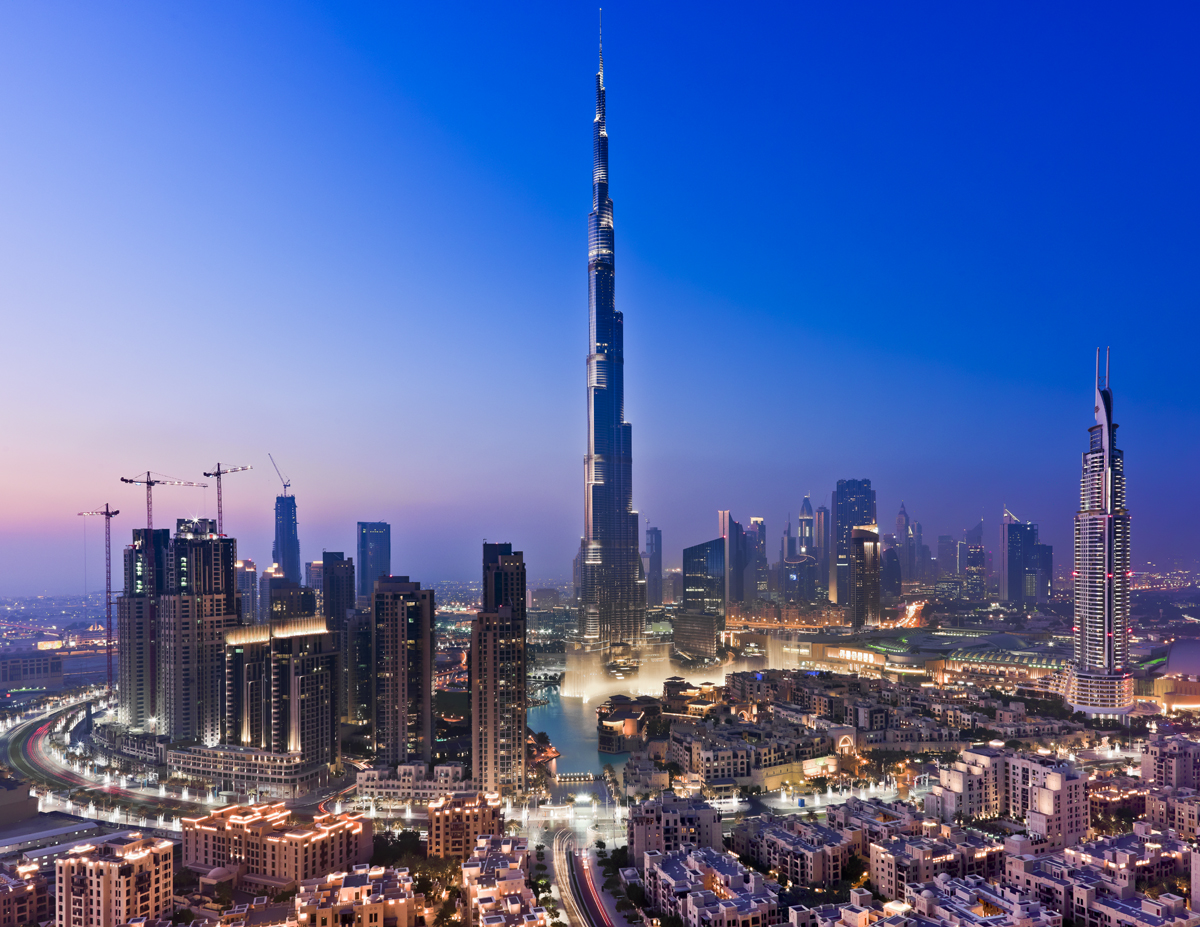 Burj Khalifa by bahr in Regular Member Gallery