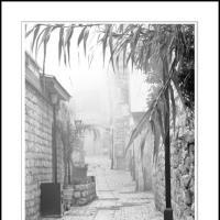 Abuhav Mist by Ben Rubinstein in Tzfat (Safed)