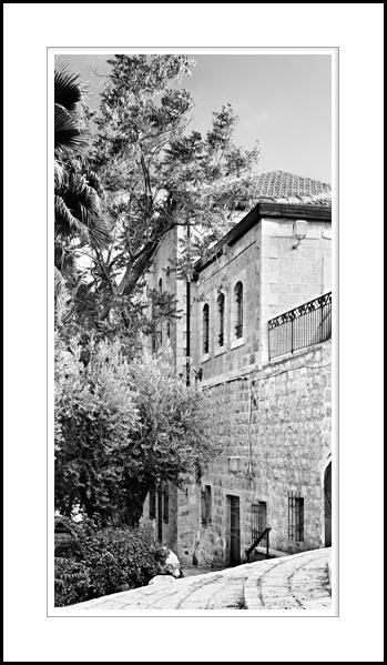 Bet Yisrael by Ben Rubinstein in Misc Jerusalem/Tzfat (Safed)