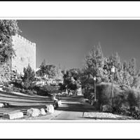 Building Of Jerusalem by Ben Rubinstein