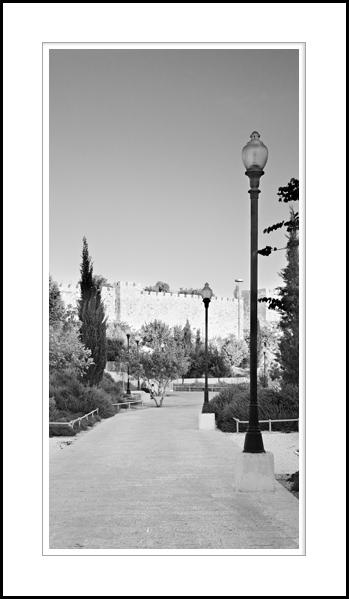 Ir David by Ben Rubinstein in Jerusalem