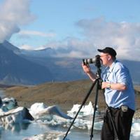 Me! by Ben Rubinstein in Iceland