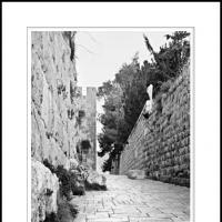Benny Steps by Ben Rubinstein in Jerusalem
