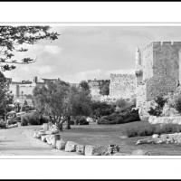 Towards Jaffa Gate