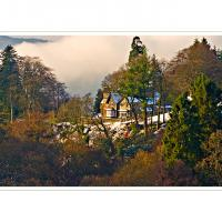 Troutbeck by Ben Rubinstein in Lake District