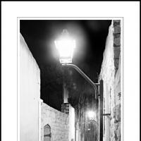 Tzfat Night Lights by Ben Rubinstein in Tzfat (Safed)