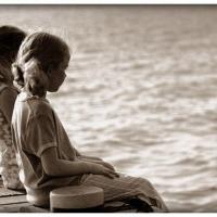 Best Friends On Teh Pier by durrIII in Regular Member Gallery