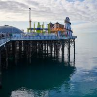 Brighton by Arne Hvaring