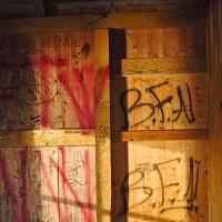 Grafitti by Arne Hvaring in Arne Hvaring