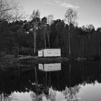 Hytte by Arne Hvaring in Arne Hvaring
