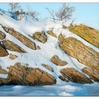 Snowpattern by Arne Hvaring