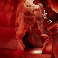 Antelope Canyon by dougpeterson in dougpetersonci