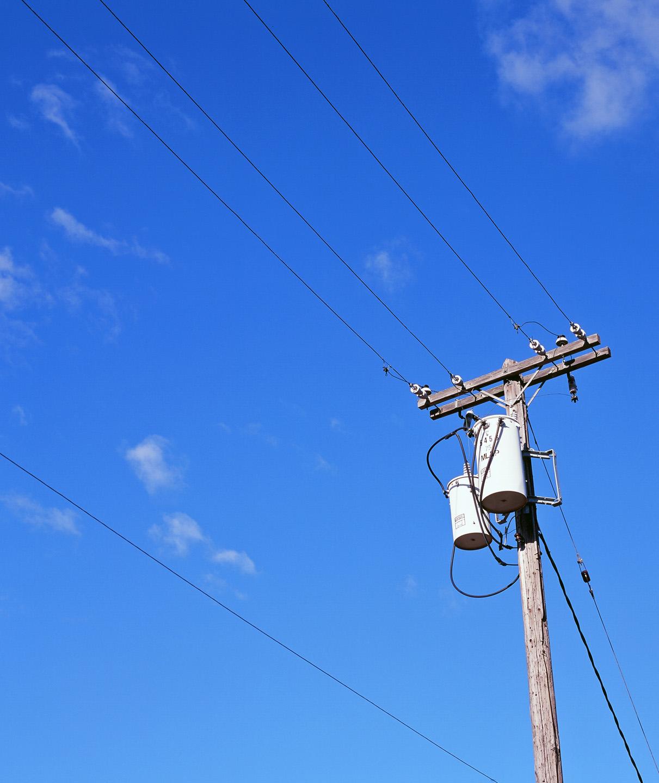 Utility Pole by bensonga in bensonga
