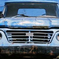 Old Blue by bensonga