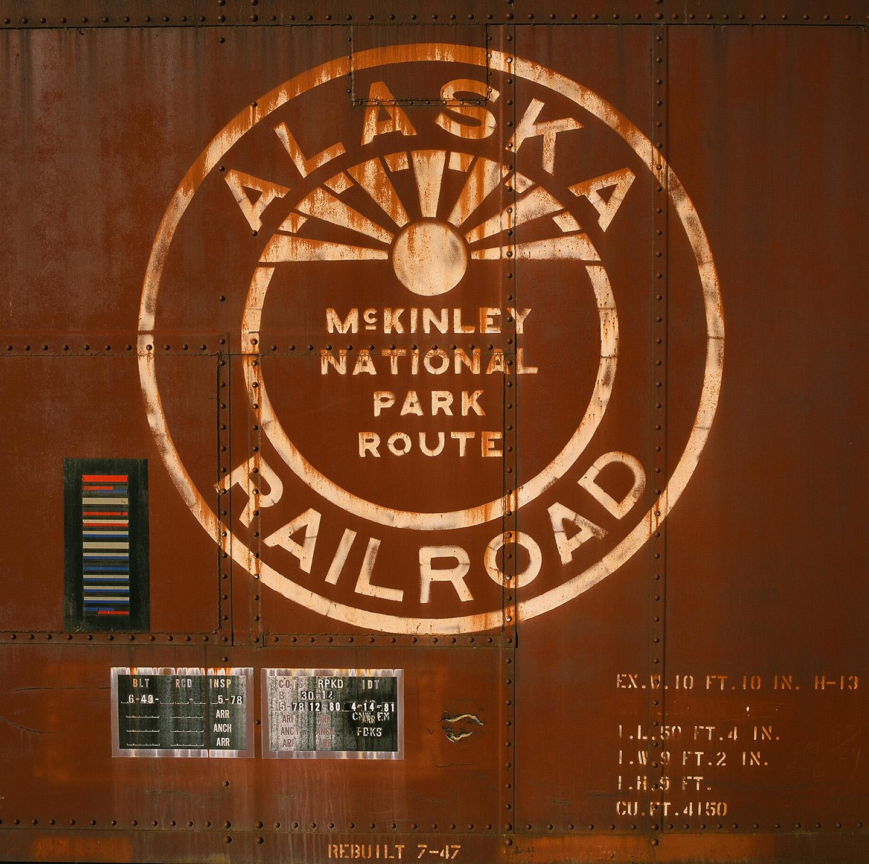 Alaska Railroad Mckinley Np Box Car (retired) by bensonga in bensonga