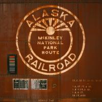 Alaska Railroad Mckinley Np Box Car (retired) by bensonga