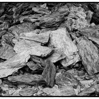 Rocks - Turnagain Arm near Hope by bensonga