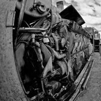 Alaska RR Engine 1806 by bensonga in bensonga