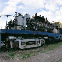 Alaska Rr Engine 1806 by bensonga