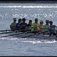 Sand Lake Rowing Crew by bensonga