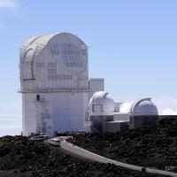 Haleakala Observatories by bensonga