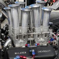 McLaren Chevrolet engine by bensonga in bensonga