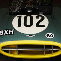 Aston Martin DBR2 nose by bensonga