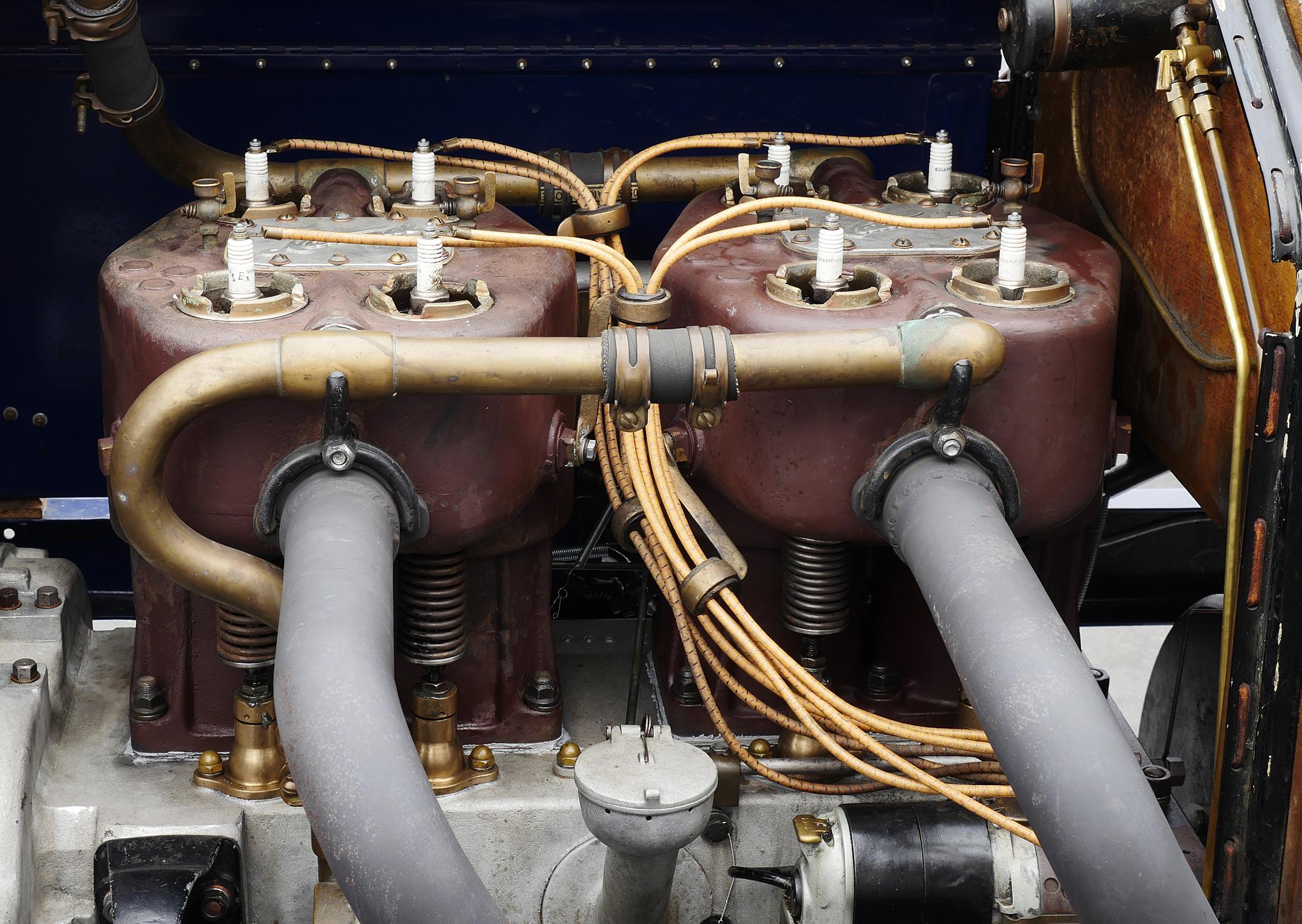 1911 National engine by bensonga in bensonga