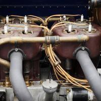 1911 National engine by bensonga