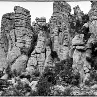 Chiricahua National Monument by bensonga in bensonga