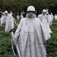 Korean War Memorial by bensonga