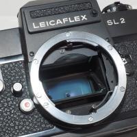 Leicaflex Sl2 Black by bensonga in bensonga