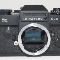 Leicaflex Sl2 Black by bensonga