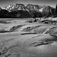 Bird Point Mud Flats At Low Tide V1 by bensonga in bensonga