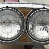 Peterbuilt Truck Dual Headlights by bensonga