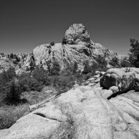 Prescott Granite Boulders by bensonga in bensonga