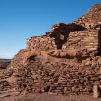 Wupatki Ruins National Monument by bensonga in bensonga