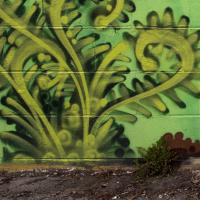Petes Tobacco Shop Mural 100% Crops by bensonga