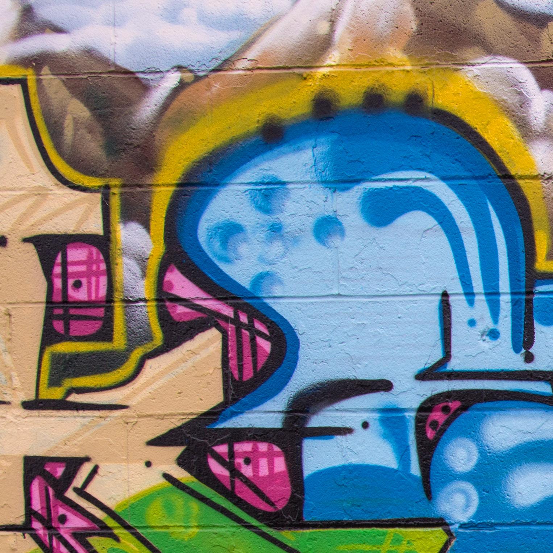 Petes Tobacco Shop Mural by bensonga in bensonga
