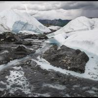 Matanuska Glacier by bensonga