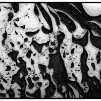 Glacier Ice Ghosts by bensonga