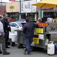 Tia's Alaskan Gourmet Sausage by bensonga